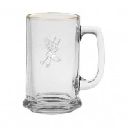 Beer Mug - Etched