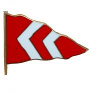 Burgee Pin