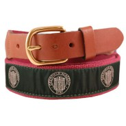 Cotton-backed RIbbon Belt