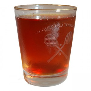 Double Old Fashion - Etched