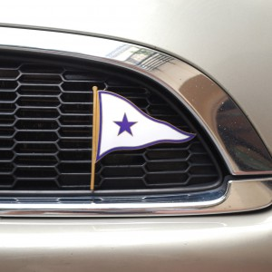 Metal Car Badge 2