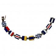 Signal Flag Bracelet