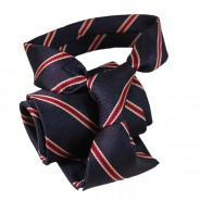 Striped Fore in Hand Tie