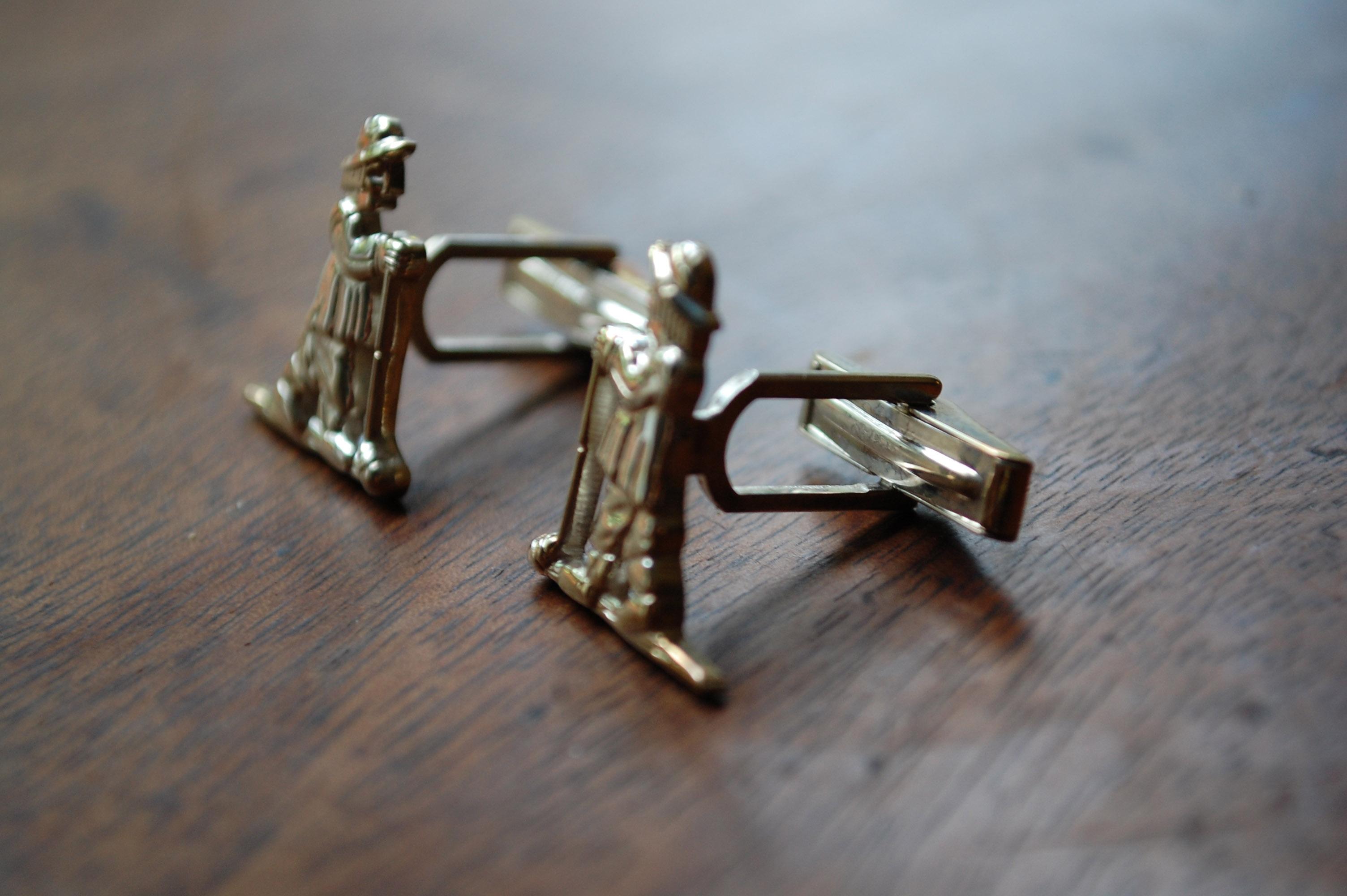 sterling silver cufflinks club creations
